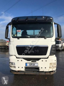MAN TGS 26.480 truck used hook arm system