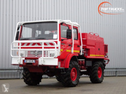 Camión bomberos Renault 85 150 - 2.000 ltr watertank - feuerwehr - fire brigade - brandweer - Lier, Winch, Winde - Expeditie -