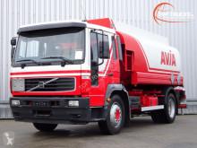 Volvo tanker truck FL6 15