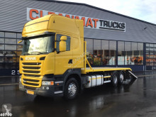 Lastbil biltransport Scania R 450