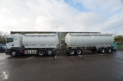 Scania R 500 trailer truck used food tanker