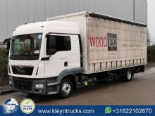MAN TGL 12.250 truck used tautliner