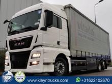 MAN TGX 26.400 truck used tautliner