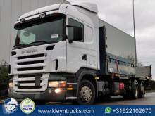 Scania plató teherautó R 420