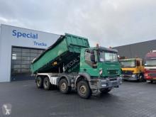 Iveco three-way side tipper truck Trakker 410