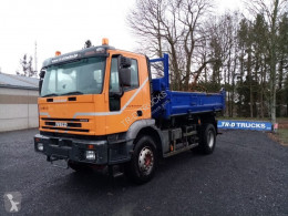 Iveco two-way side tipper truck Cursor 440