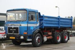 MAN 26.281 truck used tipper