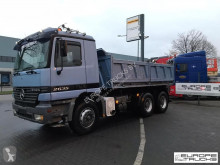 Mercedes Actros 2635 truck used tipper
