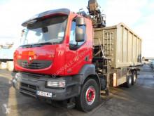 Renault billenőkocsi hulladékvasnak teherautó Kerax 460 DXI