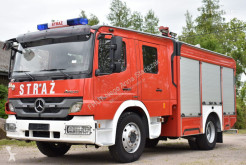 MERCEDES-BENZ ATEGO 1329 GBA 2,5/16 *2015* CNBOP FIRE TRUCK truck used fire