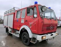 Camion Mercedes 1017AF LF16 DoKa 4x4 AHK LÖSCHFAHRZEUG ZIEGLER S châssis occasion