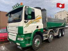 Camion benne DAF cf 85.410 8x4