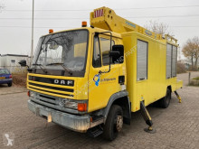 Lastbil gondol DAF 45 160 TURBO / MANUAL / STEEL SUSPENSION