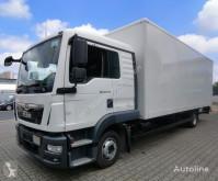 Camión furgón MAN TGL 12.220 Koffer LBW AHK L-Haus