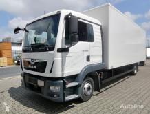 Camión MAN TGL 12.220 Koffer AHK LBW L-Haus furgón usado