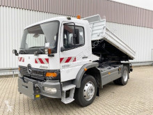 Mercedes three-way side tipper truck Atego 1018 AK 4x4 1018 AK 4x4 Winterdienstausstattung