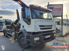 Iveco hook arm system truck Stralis 310