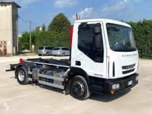 Iveco Eurocargo IVECO 120 EL CON MINI COMPATTATORE FARID camión volquete para residuos domésticos usado