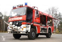 Camion Mercedes 1843 4x4 Pulverlöschfahrzeug Feuerwehr
