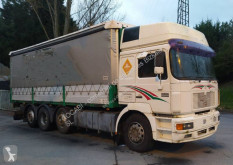 MAN 32.403 truck used tarp
