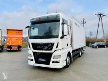 Camion MAN TGX 26.440 E6 Multitemperatura, oś skrętna , super stan ! frigorific(a) second-hand