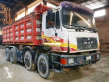 Camion MAN F2000 benă trilaterala second-hand