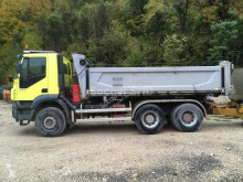 Iveco Trakker 380 truck used two-way side tipper