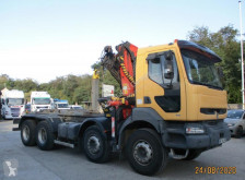 Camion Renault Kerax 410 polybenne occasion