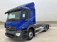 Mercedes BDF truck Antos 2530 L
