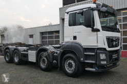 MAN TGS 35.440 truck used container