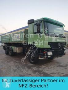 Camion benne Mercedes Actros 2644 Kipper 6X4 blatt Intarder