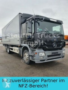 Mercedes beverage delivery flatbed truck Actros 2541 MP3 6X2 Standard Intarder Getränke