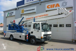 DAF Klaas Montage-Dachdecker Kran 30,5m 1 to-Deutsch used mobile crane