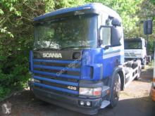 Camion châssis Scania 124L/420 (Nr. 2667)