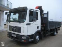 Camion MAN TGL 10.180 cassone standard usato