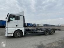 Camion MAN TGX 26.440 LL Jumbo, Multiwechsler 3 Achs BDF W châssis occasion