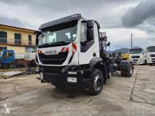 Kamión hákový nosič kontajnerov Iveco Stralis 190 S 36
