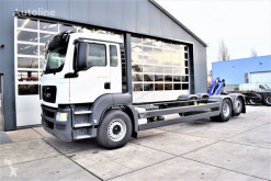 Vrachtwagen chassis MAN TGS 26.360 BL-WW 6×2-2 CHASSIS – CABIN