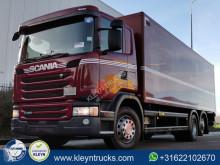 Camião Scania G 320 furgão usado