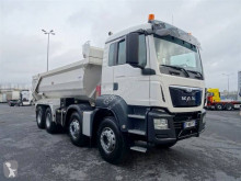 MAN half-pipe tipper truck TGS 35.440