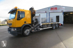 Renault heavy equipment transport truck Premium Lander 370.26 DXI