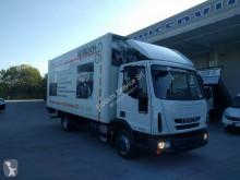 Camion Iveco Eurocargo 75 E 18 furgone plywood / polyfond usato