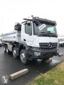 Camion Mercedes Arocs 3243 KN bi-benne neuf