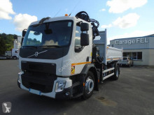 Volvo two-way side tipper truck FE 320