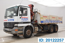 Mercedes Actros truck used tipper