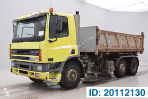 DAF two-way side tipper truck CF75