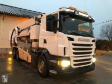 Scania G480 LB 6x2*4 Vacuum pump truck truck used tanker
