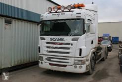 Scania G440 6x2*4 JOAB Hookloader Gancho portacontenedor usado