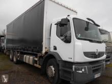 Renault Premium 320 DXI truck used tautliner