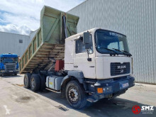 MAN FE truck used chassis